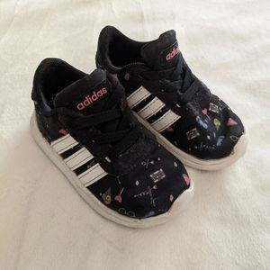 *4 FOR $35* Girls Adidas sneakers size 5T
